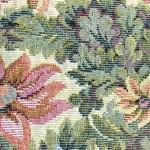 Tessuto in stock gobelin cotone colorato fiorato floreale