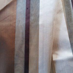 tessuto a righe per tendaggio