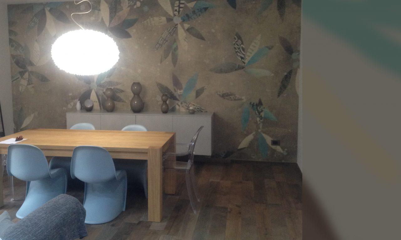 realizzazioni carte da parati wall & Deco per ufficio