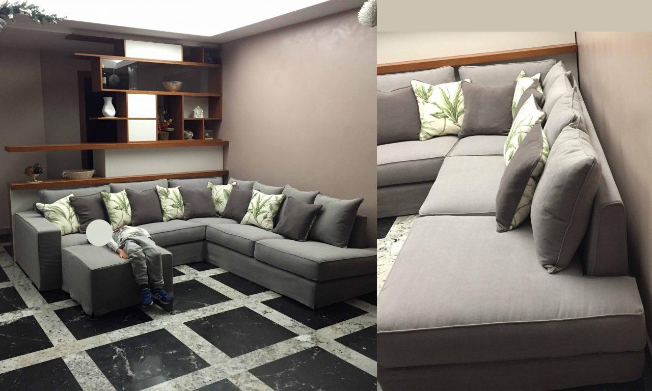 m-group divano angolare