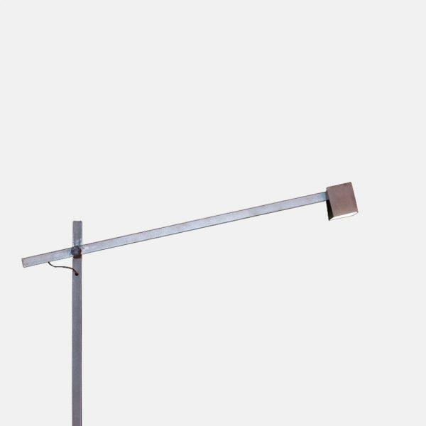 Renzo serafini lampada da tavolo Gru